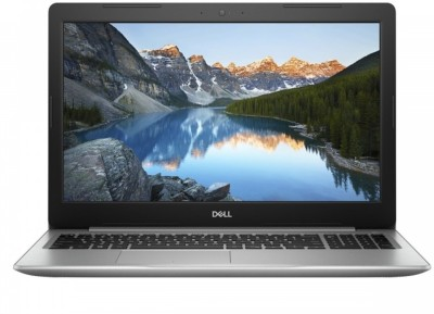 Dell Inspiron 15 5000 Core i5 8th Gen - (8 GB/2 TB HDD/Windows 10 Home/4 GB Graphics) 5570 Laptop(15.6 inch, SIlver, 2.2 kg)