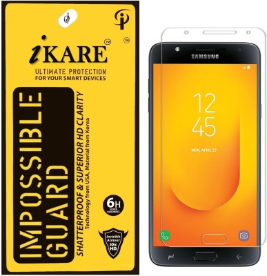 iKare Impossible Screen Guard for Samsung Galaxy J7 Duo