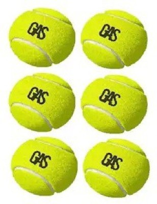 ARNAWALI SPORTS Macho Tennis Ball (Pack of 6) (COLOR MAY VERY) Tennis Ball(Pack of 6, Multicolor)