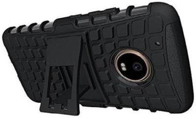 XOLDA Back Cover for Motorola Moto G5 Plus Black