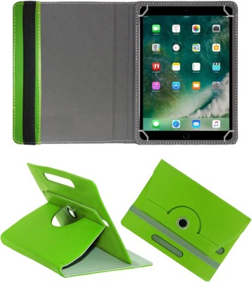 Fastway Flip Cover for Apple iPad Pro 64 GB 10.5 inch with Wi-Fi+4G(Green, Cases with Holder, Artificial Leather)