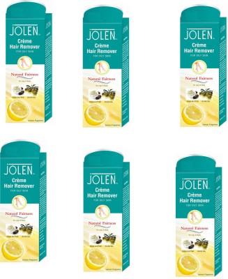 Jolen LEMON CR??ME HAIR REMOVER 25 GM Cream(25 g) Flipkart