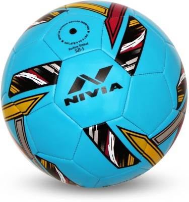 Nivia Revolvo Football - Size: 5(Multicolor)  available at flipkart for Rs.480