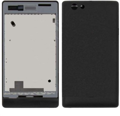 Sony Sony Xperia Miro Full Panel(BLACK)