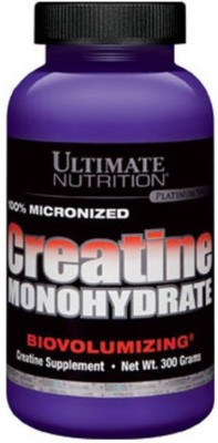 Ultimate Nutrition 100% Microniszed Creatine(300 g, Unflavour)