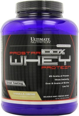 Ultimate Nutrition Whey gold Whey Protein(2.27 kg, chocolate, vanilla)
