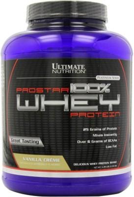 Ultimate Nutrition Prostar 100% Whey Protein (2.39Kg, Vanilla)