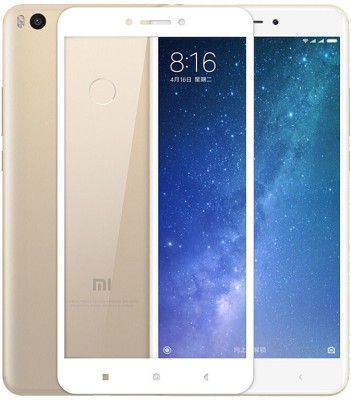 Close2deal Edge To Edge Tempered Glass for Mi Max 2