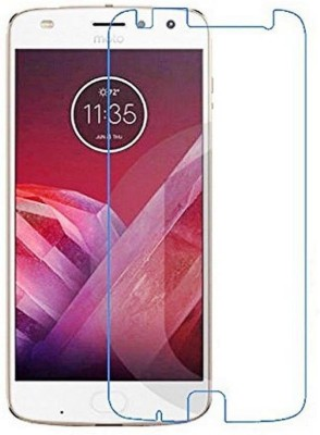 REZAWZ Tempered Glass Guard for Motorola Moto Z2 Play(Pack of 1)