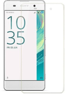 S Softline Tempered Glass Guard for Sony Xperia XA Ultra Dual Pack of 1