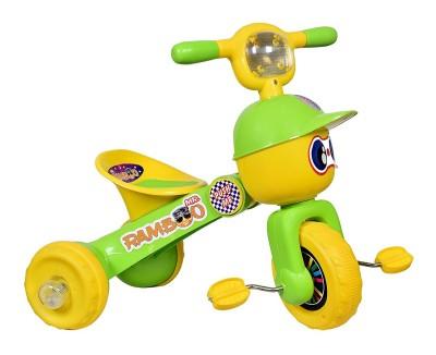 Panda 54615 Tricycle(Multicolor)