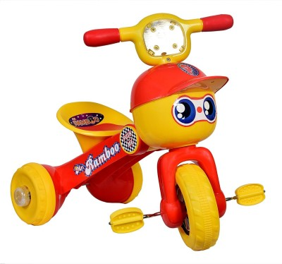 Panda 5545 Tricycle(Multicolor)