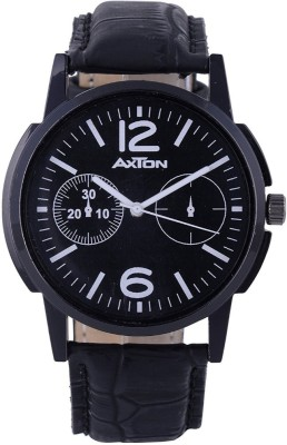 AXTON AXG- 0020 Analog Black and White Dial Unisex Watch Analog Watch  - For Men