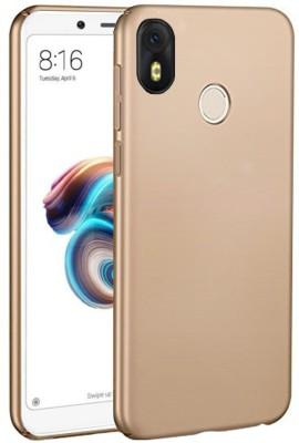 pretty nice 13c8c 9dd10 Flipkart SmartBuy Back Cover for Mi Redmi Note 5 Pro(Gold, Plastic)