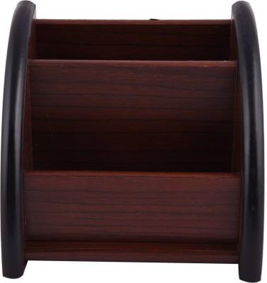 Essart SB-022-C 1 Compartments Wooden Slip Box(Beige)