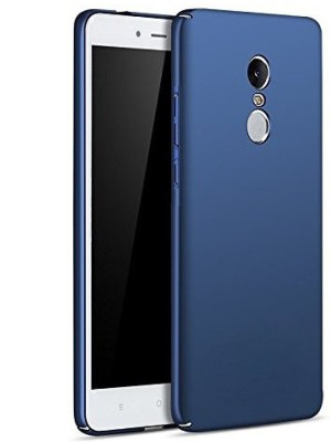 Phonicz Retails Back Cover for Mi Redmi Note 3 Blue