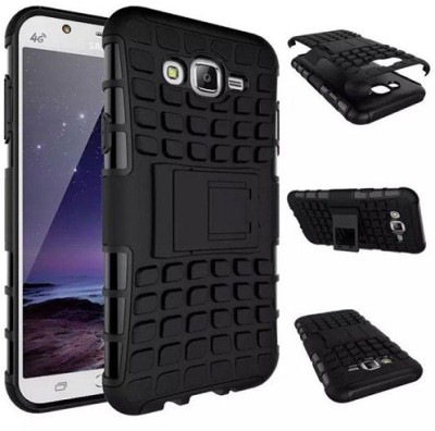 monagamy Back Cover for Samsung Galaxy J7 Prime Black