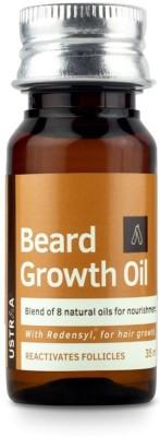 Ustraa Beard Growth Oil - 35ml Hair Oil(35 ml)