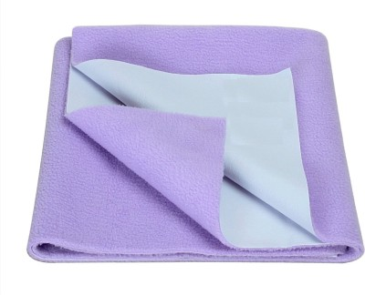 Shop Frenzy Cotton Baby Sleeping Mat(Purple, Small)