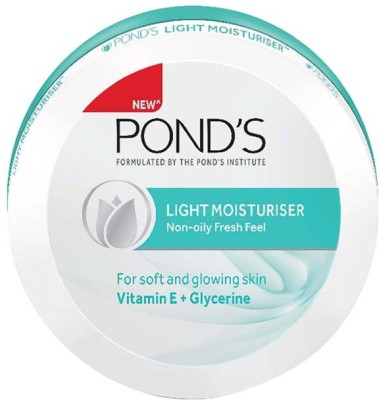Ponds Light Moisturiser All seasons, Non Oily, Fresh Glow(150 ml)