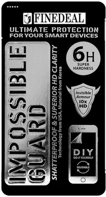 NXG4U Impossible Screen Guard for Samsung Galaxy E7(Pack of 1)