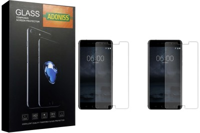 Adoniss Tempered Glass Guard for Intex Aqua Strong
