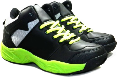 Fast Trax Basketball Shoes For Men(Green)