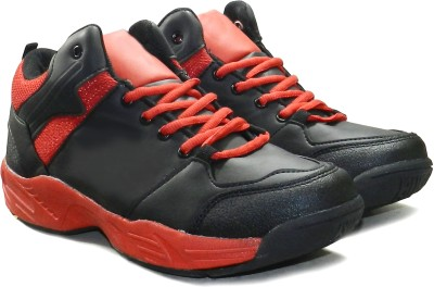 Fast Trax Basketball Shoes For Men(Red)