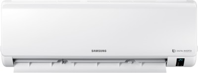 Samsung 1.5 Ton 3 Star BEE Rating 2018 Inverter AC  - White(AR18NV3HEWK, Aluminium Condenser)