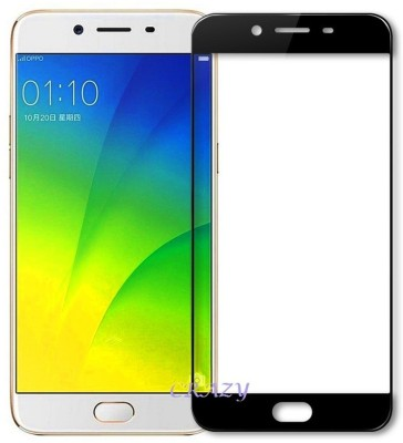 Ultra Clear Tempered Glass Guard for Oppo A57(Pack of 1)