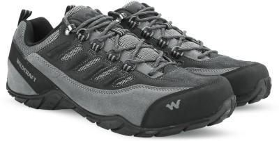 46% OFF on Wildcraft Mamba Hiking   Trekking Shoes For Men(Grey) on Flipkart   81983c26f