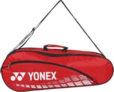 Yonex SUNR 1815FK Badminton Kit Bag Red, Kit Bag  Yonex Badminton Kits