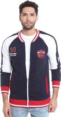 Jack & Jones Full Sleeve Printed Men Sweatshirt at flipkart