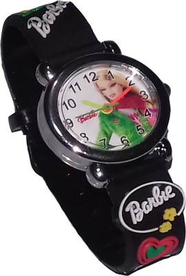 ARIHANT RETAILS Barbie Kids Watch_AR01 (Also best for Birthday gift and return gift for kids) Analog Watch  - For Boys & Girls