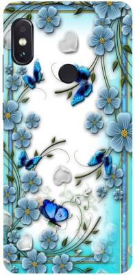 Saviyo Back Cover for Mi Redmi Note 5 Pro(Multicolor, Plastic)