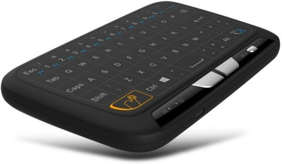 OYD QHM7468 USB Vibration Game Pad Remote Joystick Computer GamePad  Gamepad(Black, For PC)