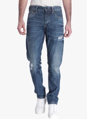 Jack & Jones Regular Men Blue Jeans at flipkart