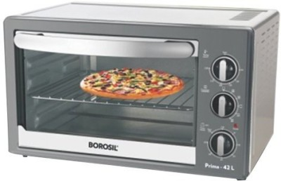 Borosil 42-Litre BR 00A 42 Oven Toaster Grill (OTG)