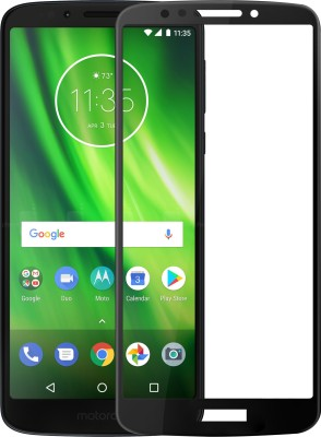 Hupshy Tempered Glass Guard for Motorola Moto G6 Play(Pack of 1)
