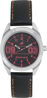Fastrack 6171SL02 Varsity Analog Watch   For Women Fastrack Wrist Watches