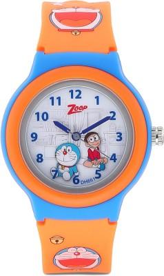 5bd3ee2a101 10% OFF on Zoop 26013PP04 Doraemon Watch - For Boys   Girls on Flipkart