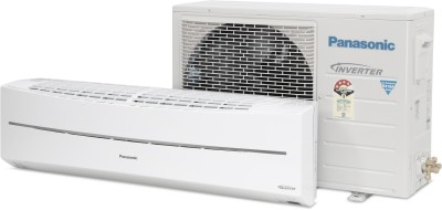 Panasonic 1.5 Ton 4 Star BEE Rating 2018 Inverter AC  - White(CS/CU-KS18SKY-1, Copper Condenser)