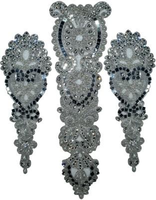 Sofias Applique Patch(3, Silver)