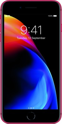 Apple iPhone 8 Plus  PRODUCT RED  Red, 64  GB