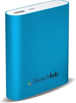 Sketchfab 10000 Power Bank    BLUE, IK10  Blue, Lithium ion