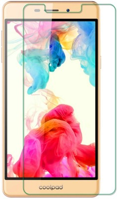 9H Tempered Glass Guard for Coolpad Mega 2.5D