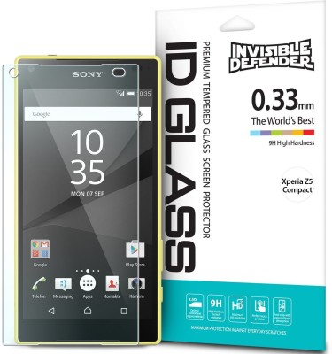 Ringke Tempered Glass Guard for Sony Xperia Z5 Compact(Pack of 1)