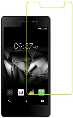 NaturalBuy Tempered Glass Guard for Micromax Canvas 5 E481  (5.2 inches (13.21 cm))