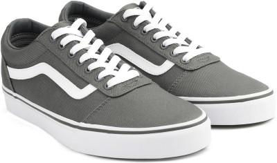 Vans Ward Sneakers For Men(White, Grey
