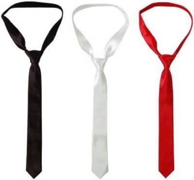 StyleRide Solid Tie(Pack of 3)
